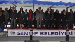 Sinop'ta Cumhuriyet Bayramı coşkusu