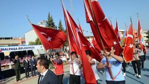 Kemalpaşada 29 Ekim Cumhuriyet Bayramı coşkusu
