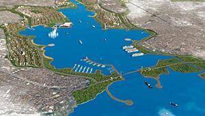 Kanal İstanbul'un isim hakkını gidip almış