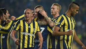 Fenerbahçe 5-0 Karabükspor / MAÇIN ÖZETİ