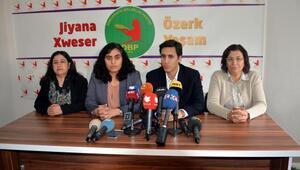 DBP Eş Genel Başkanı Tuncel : Eğer Kürtler özgür değilse, Türkler de özgür değildir
