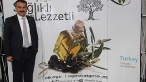 Zeytinyağı için tanıtım atağı