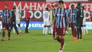 Trabzonspor'da golcüler suskun
