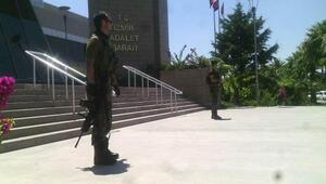 İzmire ikinci terör mahkemesi