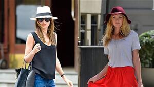 Kombinlerinize ince bir dokunuş eklemenizin en kolay yolu: Şapka modelleri