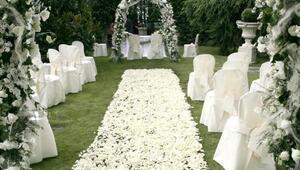 Kır düğünleri mükemmelleştirmek için