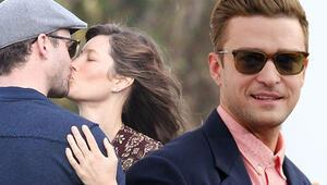 Justin Timberlake ve Jessica Biel aşk tazeledi