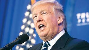 Trump yükselişte