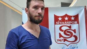 Sivassporlu İncedemir: Adım adım Süper Lige gidiyoruz