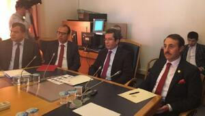 Başbakanlık yetkilileri, Darbe Girişimini Araştırma Komisyonunda (2)