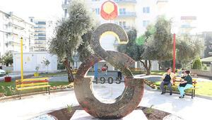 Galatasaray armasına çirkin saldırı