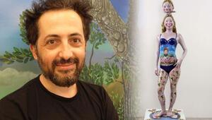 Ali Elmacı heykeli Contemporary İstanbuldan çekme kararı aldı