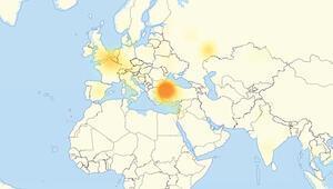 İnternet erişimi engellendi