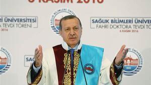 Erdoğandan HDP açıklaması