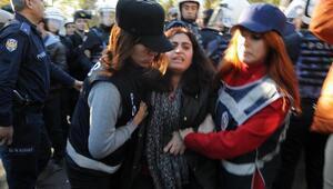 Sebahat Tuncel, tutuklama istemiyle Sulh Ceza Hakimliğine sevk edildi