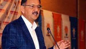 Bakan Özhaseki HDPnin kararını değerlendirdi: Sataşmalarla zaten yapıyorlar bunu (2)