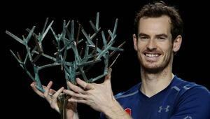 Parisin kralı Andy Murray