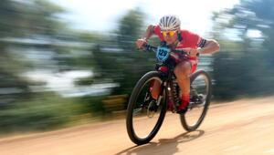 Kemer'de Dağ Bisikleti Rallisi tamamlandı