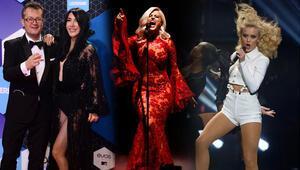 2016 MTV Avrupa Müzik ödülleri (EMA) sahiplerini buldu