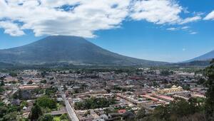 Soyluların asil şehri: Antigua / Guatemela