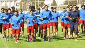 1461 Trabzon, Ankaragücü maçı hazırlıklarını tamamladı