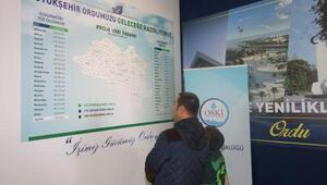 Büyükşehir Belediyesi projelerini İstanbul'da tanıttı