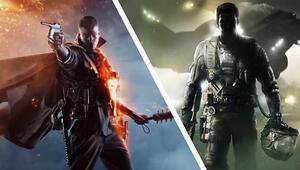Call of Duty: Infinite Warfare Battlefield 1i satışta geçti