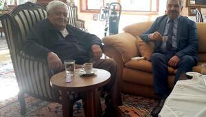 Başkan Çelikten Moluya özel ziyaret