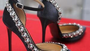 57 bin liralık ayakkabıyı Türk şarkıcı satın aldı