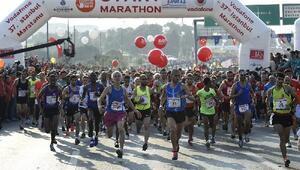Vodafone 38. İstanbul maratonu elit atletleri belli oldu