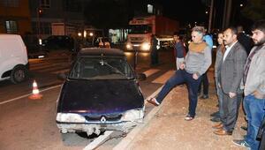 Hilvanda kaza: 4 yaralı