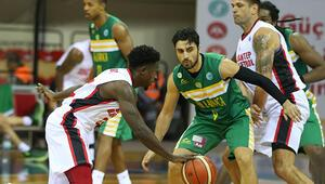 Gaziantep Basketbol: 80 - Petrolina AEK: 72