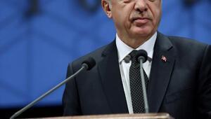 Cumhurbaşkanı Erdoğan: Milletimizle engelleri aşacak ve muasır medeniyetler seviyesinin üstüne çıkacağız