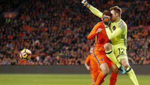 Hollanda maçında hafızasını kaybetti