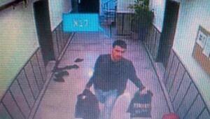 Fezlekede X17 olarak tanımlanan kişinin görüntüleri tespit edildi