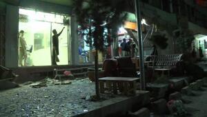 Afganistanda Alman Başkonsolosluğuna bombalı saldırı