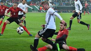Ümit Milli Takım, Almanyaya 1-0 yenildi