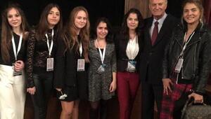 GKVliler, Avrupa Gençlik Parlamentosunda