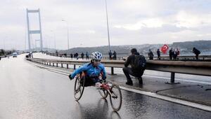 Fotoğraflar // Vodafone 38. İstanbul Maratonu başladı