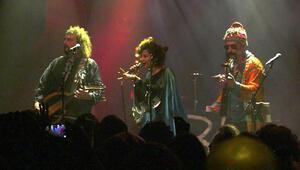 Baba Zula Paris'te konser verdi