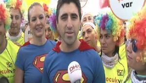(Ek bilgi ve fotoğraflarla)   - 38. Vodafone İstanbul Maratonu yapıldı