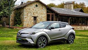 Toyota C-HRnin fiyatları açıklandı