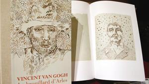Van Gogh'un defteri bulundu iddiası