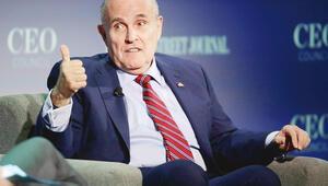 Giuliani, ABD Dışişleri için favori