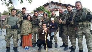 Dağ 2 ekibi Ankarada