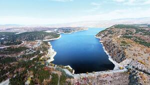 ASKİ: Yağış yok denecek kadar az, Ankaranın yeterli suyu var