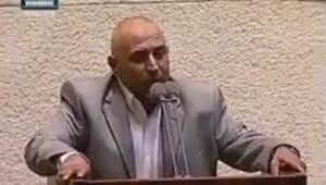 Arap vekil İsrail parlamentosunda ezan okudu