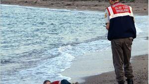 TIME: DHA Muhabiri Nilüfer Demirin Alan Kurdi fotoğrafı tüm zamanların en etkili 100ü arasında
