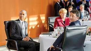 Obama AB liderlerini yatıştırmaya çalıştı