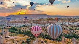 Ihlara Vadisinde balon turları
